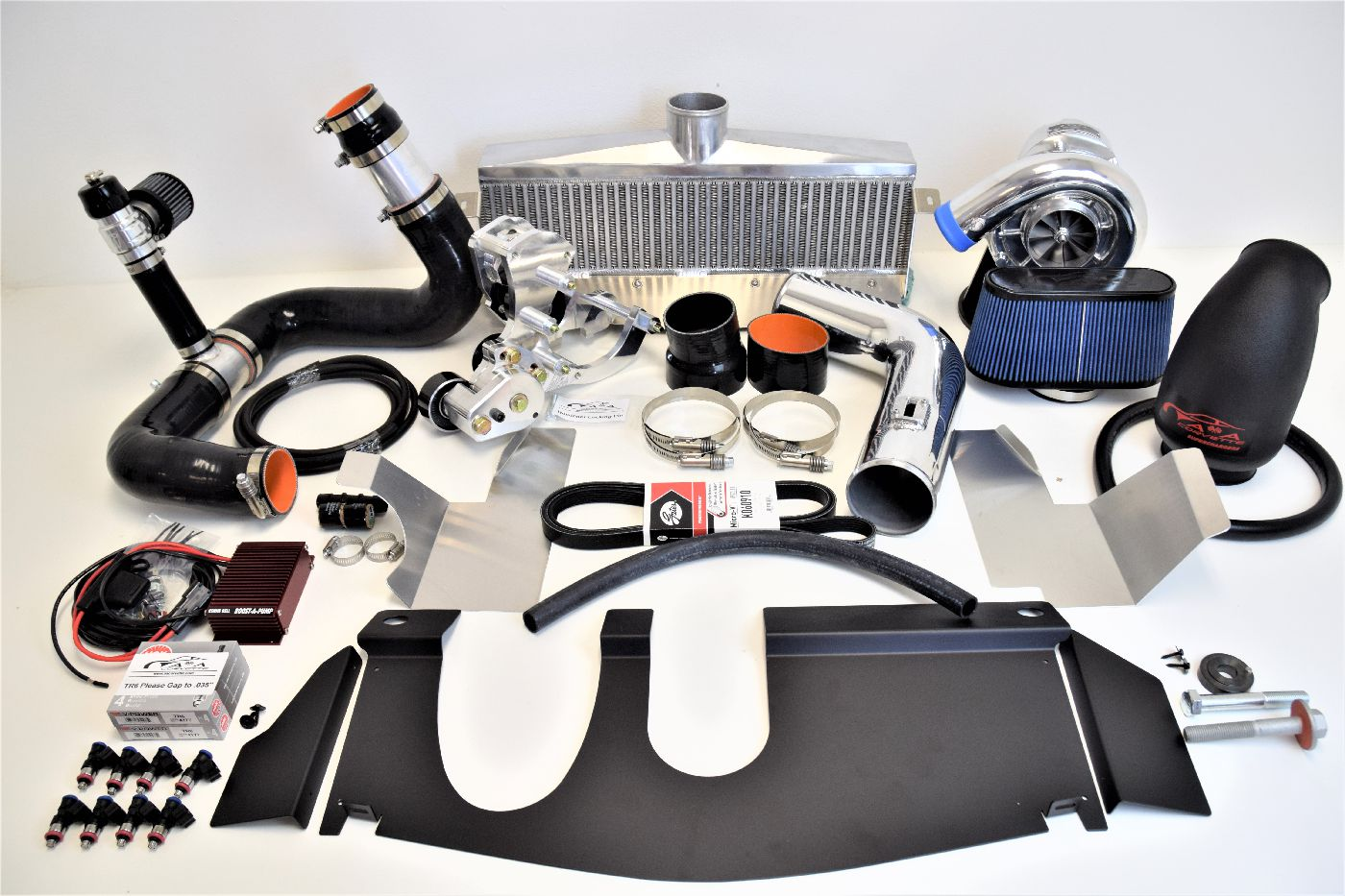 A&A Supercharger System for C6 Corvette